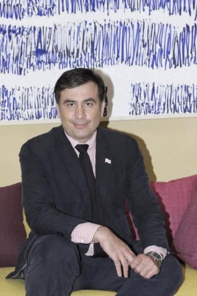 Mikheil Saakašvili