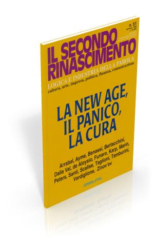 La New Age, il panico, la cura