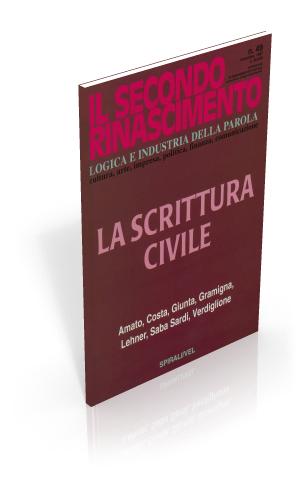 La scrittura civile