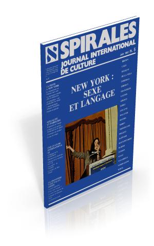 New York: sexe et langage