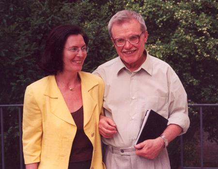 Fabiola Giancotti con Alekseij Lazykin